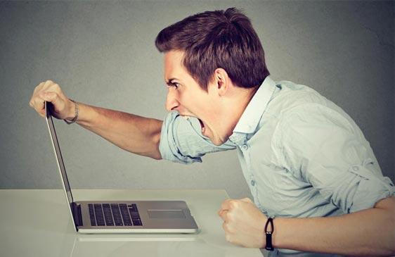 håndtering af kritik og dårlige anmeldelser